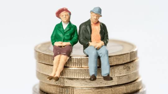 Mededelings-formulier pensioenverdeling bij scheiding