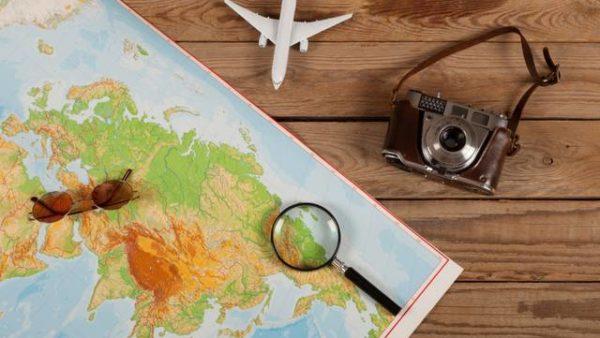 Formulier bij reizen met kinderen