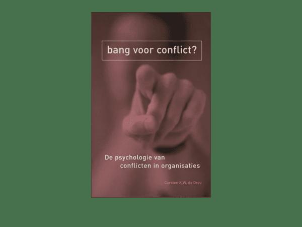 Bang Voor Conflict