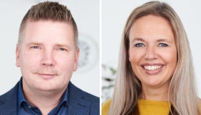 Scheidingsmediators Jolanda en Wouter Kap