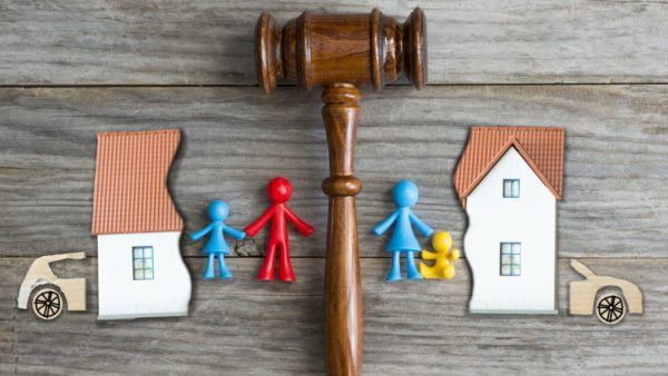 huis delen bij scheiding
