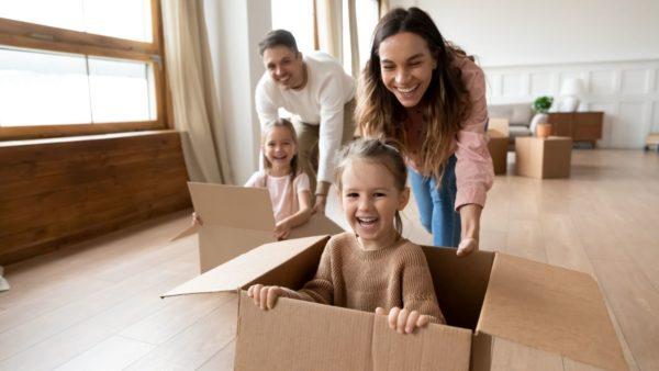 verhuizen na scheiding