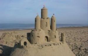 Dag Van De Zandkastelen